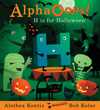 Alpha Oops: H is for Halloween (Alphaoops!)