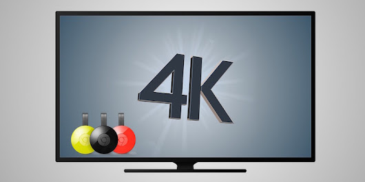 Report: Google To Launch 4K Chromecast On October 4th - Chromecast News - - Front Page Comments And Discussion - The #1 Google Chromecast News, Discussion and Fan Site!