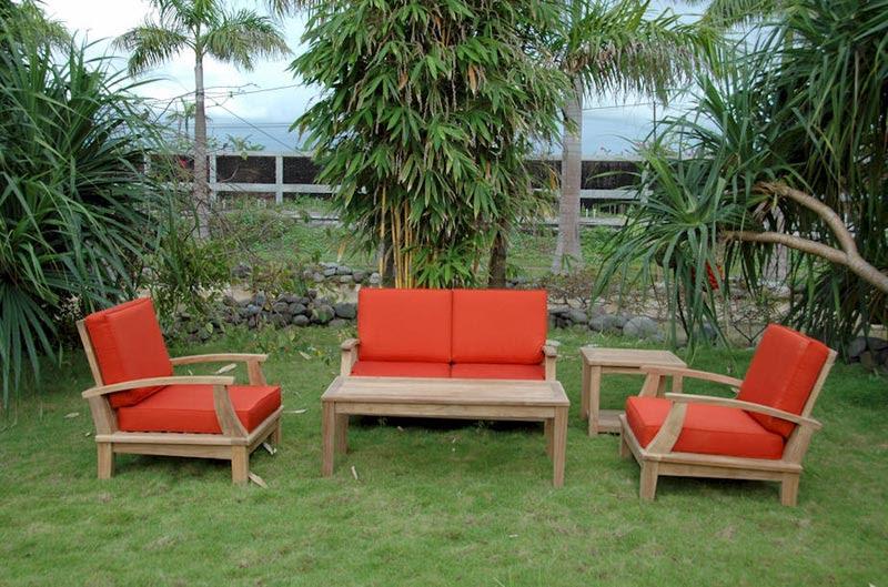 Wooden Garden Furniture: Rowlinson Offers Premium Quality ...