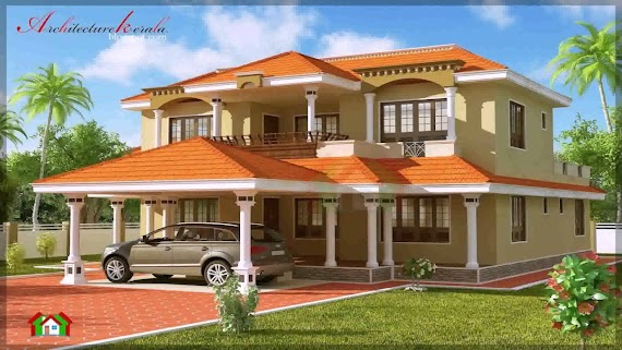 New Kerala House Design Photo Gallery