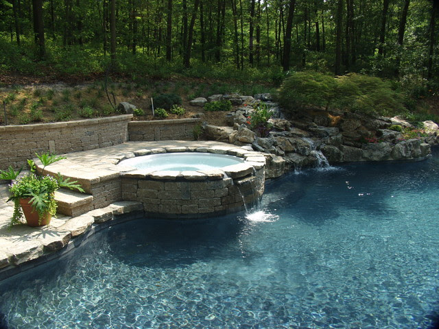 Outdoor Hot Tub Landscaping Ideas « Search Results « Landscaping ...