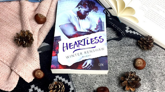 "||» Rezension «|| ""Heartless"" – Patchis Books"