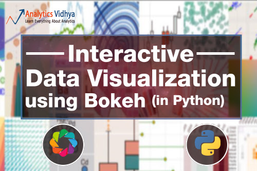 Interactive Data Visualization using Bokeh (in Python)