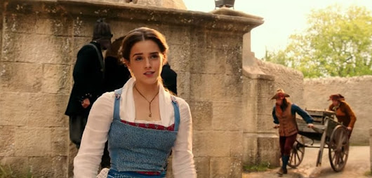 Beauty And the Beast - New Clip With Emma Watson Singing 'Belle' | Zay Zay. Com