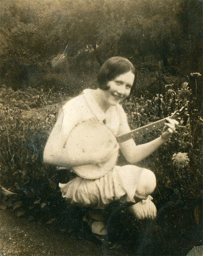 Grandmother, age 16 (detail)