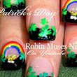 St. Patrick's Day Nails | Easy Saint St Paddy's Nail Art for beginners and Professional Nail Techs! - YouTube