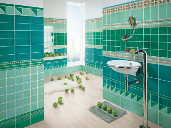 Stylish Blue Bathroom Design Ideas | InteriorHolic.