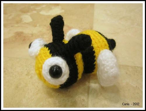 Burnie the Bee