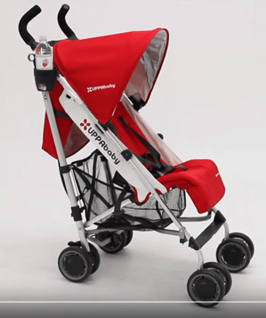 UPPAbaby G-Luxe Stroller Review & Best Prices - BabyZeen.com