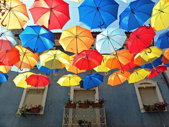 Защита от дождя: как выбрать зонт?