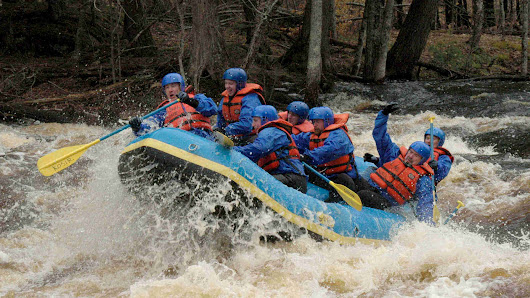 Early Bird Spring Rafting - Kosir's Rapid Rafts