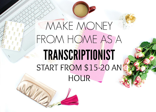 Make Money From Home As A Transcriptionist - Crowd Work News