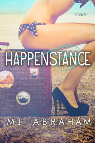 Happenstance (A Second Chance, #1) by MJ Abraham