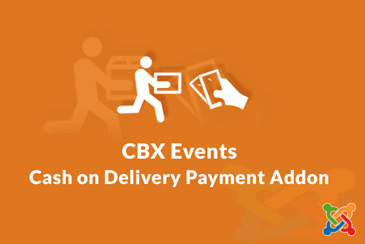 CBX Events COD(Cash on Delivery) Payment Addon