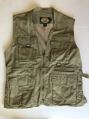 Safari Vest Xl Zeppyio
