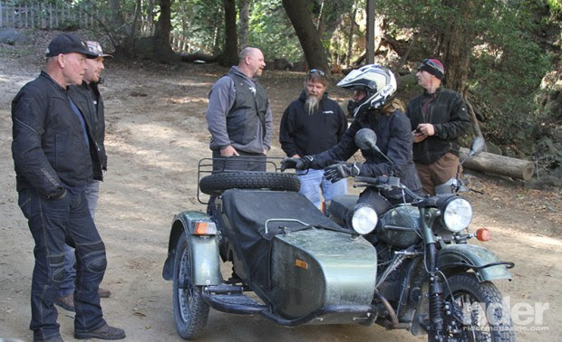 Ural: converting introverts to extroverts since 1940. Be prepared to be surrounded by curious people, both riders and non-riders alike, wherever you go.