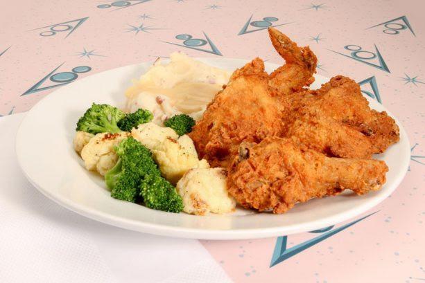 Flo's Famous Fried Chicken ©Disney
