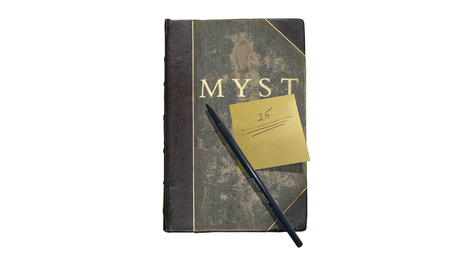 Cyan is re-releasing the Myst series this year screenshot