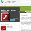 Flash Player exits Android store