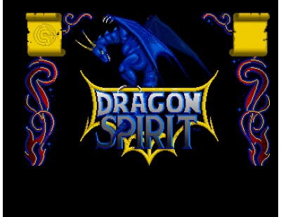 Dragon Spirit SE, Enhanced Amiga Hack by earok | Vintage is the New Old