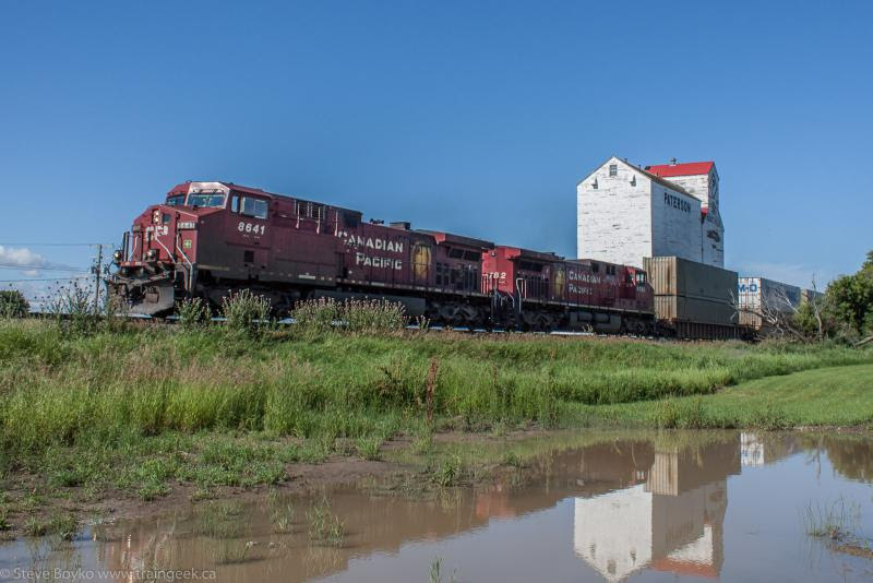 CP 8641 in Mortlach
