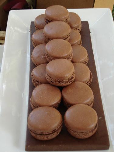 Renaud's Amazing chocolate macaron by santa barbarian