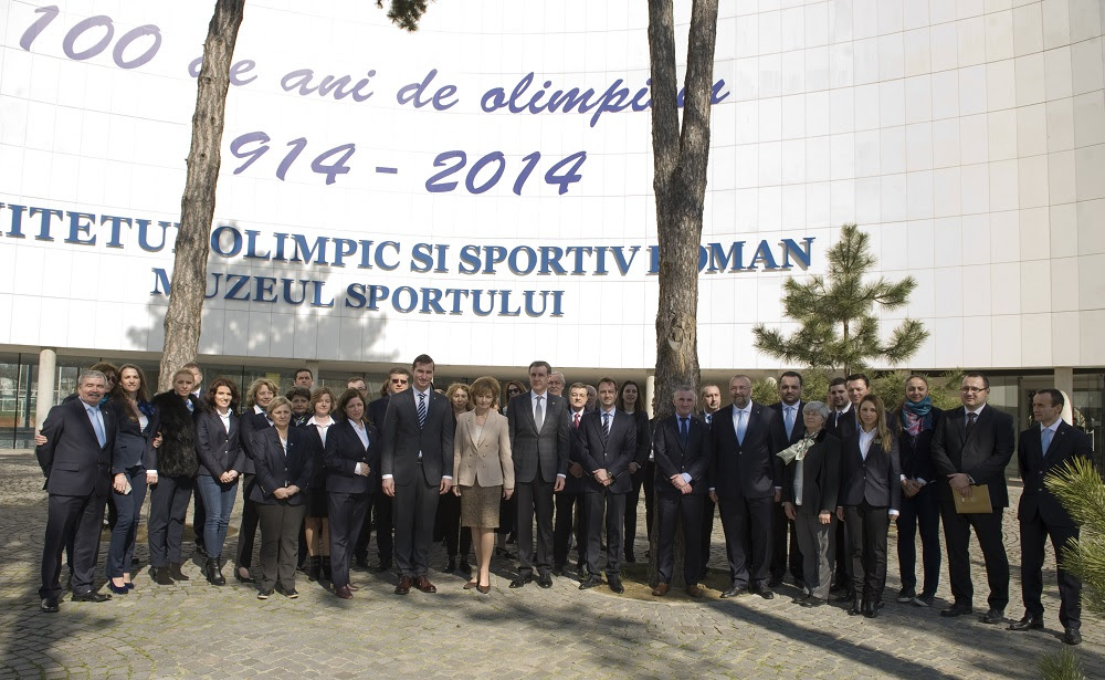 King Michael I granted the Royal Patronage to the Romanian Olympic and Sports Committee