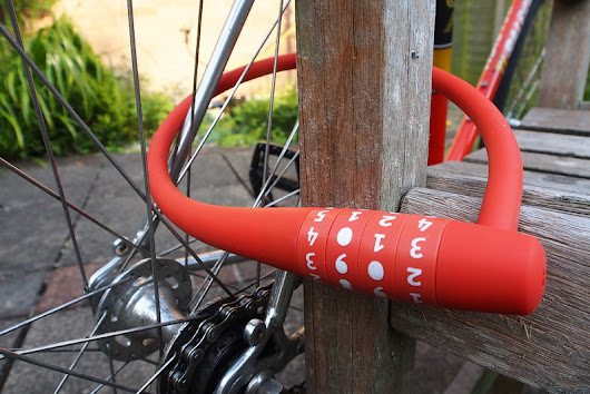 Knog Party Combo bike lock review