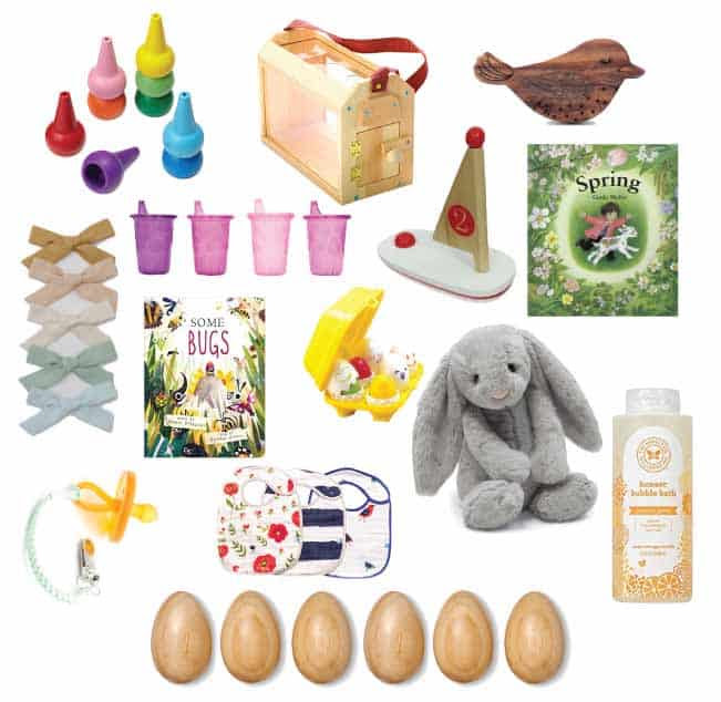 25 Useful Easter Basket Ideas For Babies Toddlers Ahrens At Home