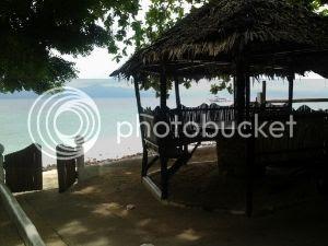 Barefoot White Beach - Beachfront Cabana
