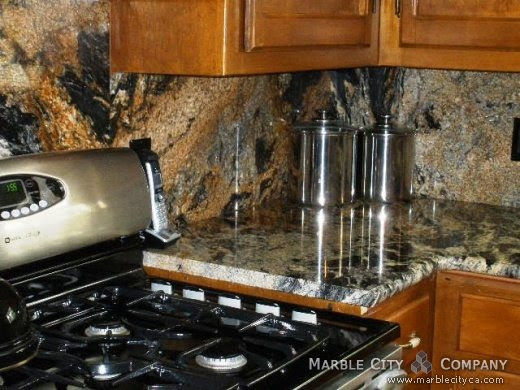 Slab Granite Countertops March 2016