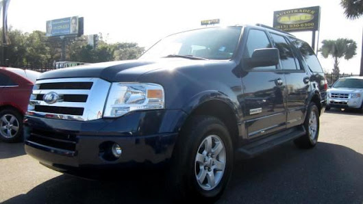 Used 2008 Ford Expedition for Sale in Tampa FL 33612 ABC Autotrader
