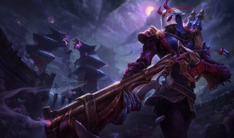 Top 10 Best Splash Arts - League of Legends - QTopTens