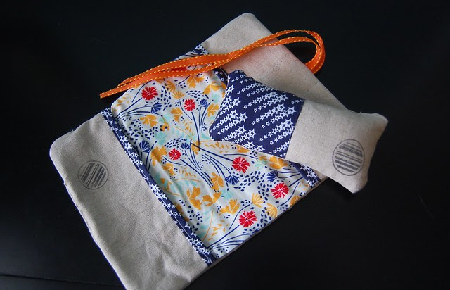 FO: Zakka Style Sewing Kit