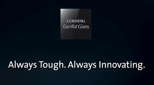 "Gorilla Glass 6 announced, coming in the ""next few months"""
