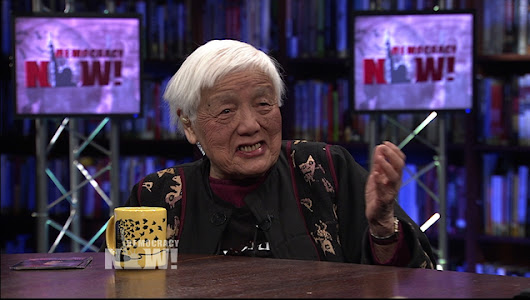 Quotes From Grace Lee Boggs (1915-2015) on Detroit, Rebellion and Revolutionary Strategy