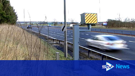 Scottish motorists pay out £5m in speed camera fines