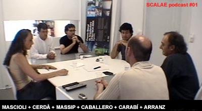 Participantes del episodio 01 en el Centro de Enlace AE BCN