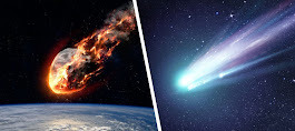 Asteroids And Comets: Differences And Similarities