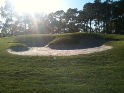 Mickey Mouse Bunker at Magnolia Golf Course