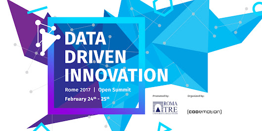 Conference day 2 | Data Driven Innovation 2017