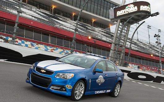 Chevrolet Announces Daytona Speedway Delivery Option
