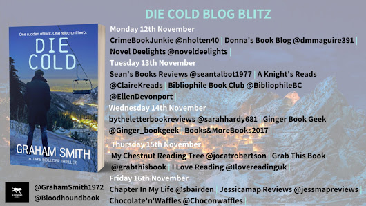 …will Boulder be the reluctant hero and save the day? #DieCold #review @nholten40 @GrahamSmith1972 @Bloodhoundbook – CrimeBookJunkie
