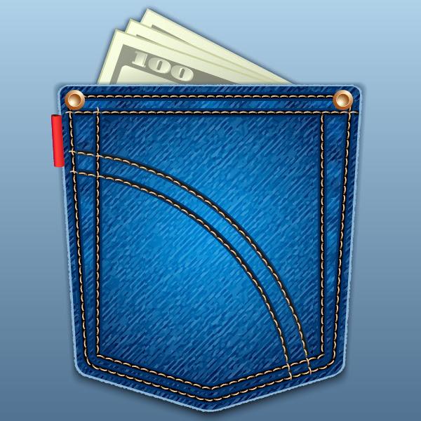 Photoshop Classroom Create A Jeans Pocket Icon Using Adobe