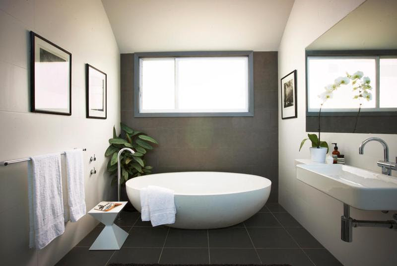20 ideas for a freestanding bath in the bathroom - Rilane