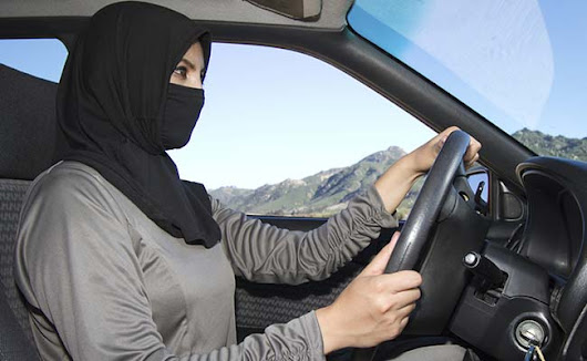 The Motive for Lifting the Driving ban for Women in Saudi Arabia