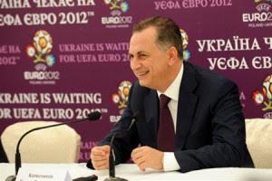 Колесников ожидает приезда более миллиона фанатов в Украине на Евро-2012