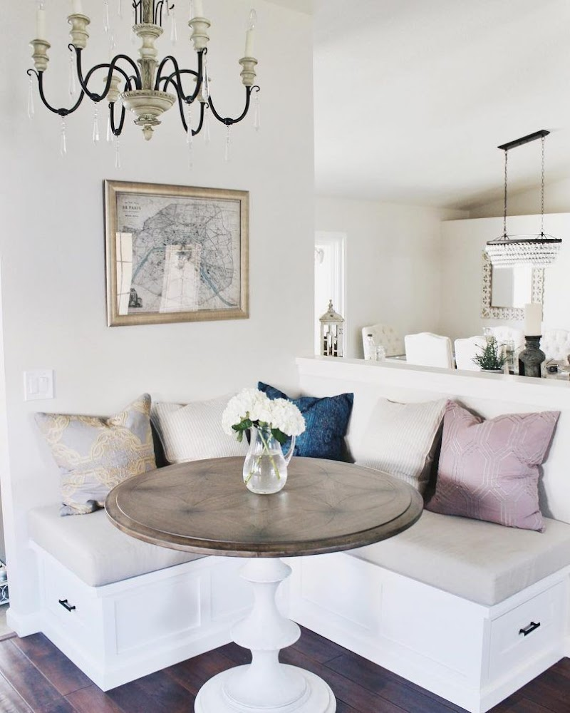 Awesome Living Room Nook Corner pictures