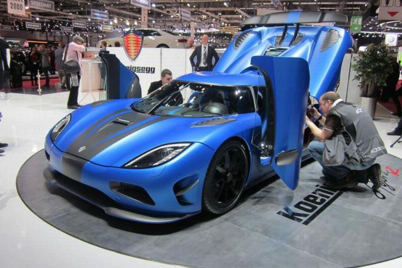 10 Mobil Tercepat di Dunia (Bagian I) :: Okezone News