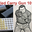 Best Concealed Carry Gun 101 - Your Concealed Carry Resource
